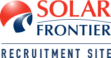SOLAR FRONTIER RECRUITMENT SITE